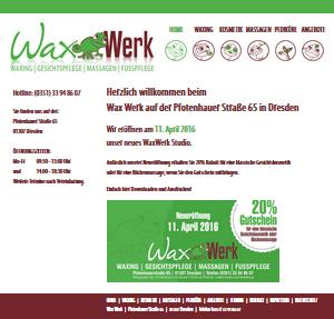 wax-werk